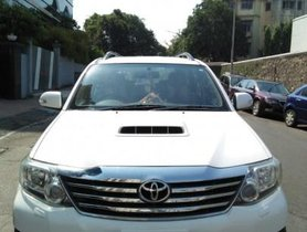 Toyota Fortuner 2013 4x2 AT for sale in Mumbai