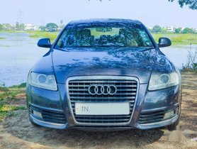 Used 2010 Audi A6 AT for sale in Pondicherry