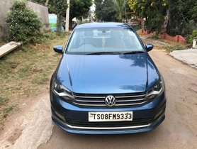 Used 2016 Volkswagen Vento AT for sale in Hyderabad