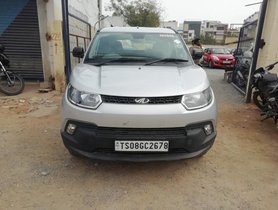 2018 Mahindra KUV100 NXT MT for sale at low price in Hyderabad