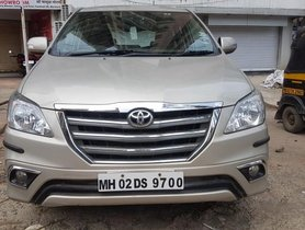 Toyota Innova 2.5 VX (Diesel) 8 Seater MT for sale in Mumbai