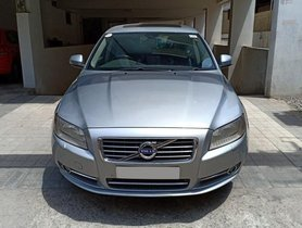 Used 2011 Volvo S80 D5 AT for sale in Hyderabad