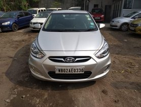 Used Hyundai Verna 1.6 SX VTVT 2013 AT for sale in Kolkata