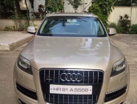 2010 Audi Q7 4.2 TDI Quattro Technology AT for sale at low price in Mumbai