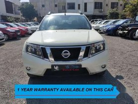 Used 2015 Nissan Terrano XL MT for sale in Anand