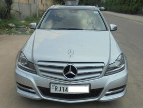 Mercedes Benz C-Class 2013 220 CDI AT for sale in Jaipur