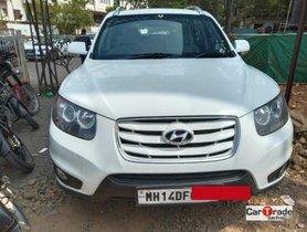 Hyundai Santa Fe 4X2 MT 2012 in Pune