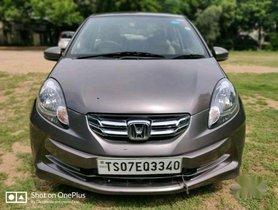 Used Honda Amaze 1.5 SMT I DTEC, 2015, Diesel MT for sale in Hyderabad