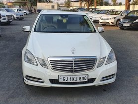 Used Mercedes Benz E-Class 2009-2013 E250 CDI Elegance 2011 AT for sale in Ahmedabad