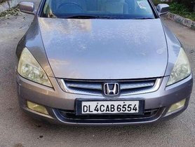 Used 2005 Honda Accord AT for sale in Chandigarh