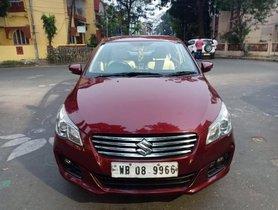 Maruti Suzuki Ciaz 2014 MT for sale in Kolkata