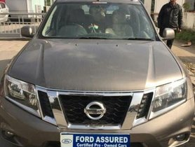 Used 2013 Nissan Terrano XV 110 PS MT car at low price in Rudrapur