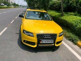 Audi A4 2008-2014 1.8 TFSI AT in New Delhi