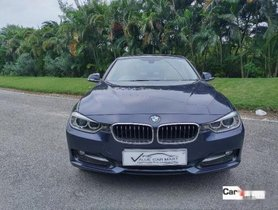 2014 BMW 3 Series 2005-2011 AT for sale at low price in Hyderabad