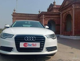 Used Audi A6 2015 AT for sale in Agra
