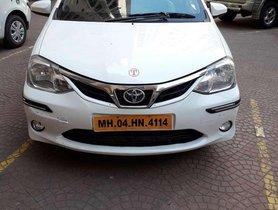 Used Toyota Etios GD, 2017, Diesel MT for sale in Mumbai