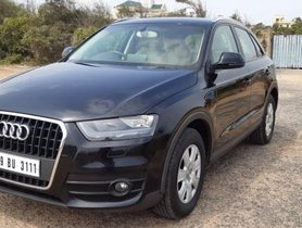 2013 Audi Q3 AT 2012-2015 for sale at low price in Chennai