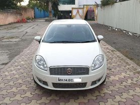Used 2014 Fiat Linea Emotion MT for sale in Pune