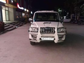 Used Mahindra Scorpio 2011 MT for sale in Hyderabad