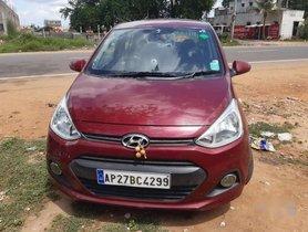 Used Hyundai Grand I10 Magna 1.0 Kappa VTVT LPG, 2015, Petrol MT for sale in Nellore
