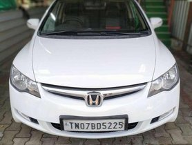 Used Honda Civic 1.8V Automatic, 2009, Petrol AT for sale in Chennai