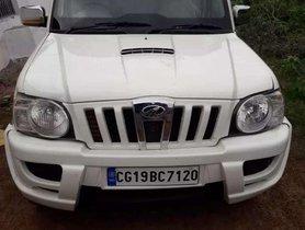 Used 2014 Mahindra Scorpio M2DI MT for sale in Raipur