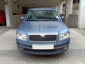 Skoda Laura Ambiente 2008 MT for sale in Hyderabad