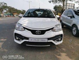 Used Toyota Platinum Etios 1.4 VD MT 2018 in Nashik