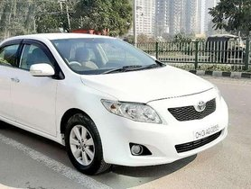 Used 2011 Toyota Corolla Altis MT for sale in Chandigarh