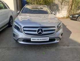 Used Mercedes Benz GLA Class 2017 AT for sale in Pune at low price