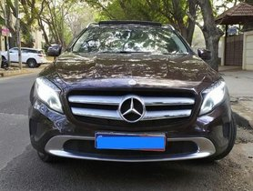 Used 2015 Mercedes Benz GLA Class AT for sale in Bangalore