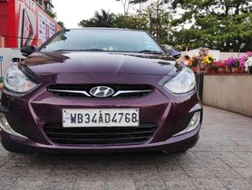 Used Hyundai Verna 1.6 CRDi SX 2013 MT for sale in Kolkata