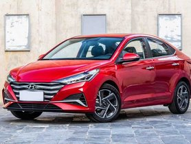2020 Hyundai Verna Facelift to Launch by April, Will Rival New City and Ciaz