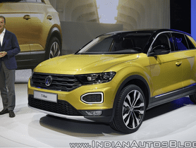 VW T-Roc India Launch Soon, Bookings Open