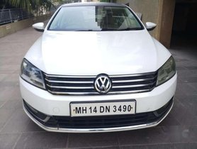 Used 2012 Volkswagen Passat Comfortline DSG MT for sale in Mumbai