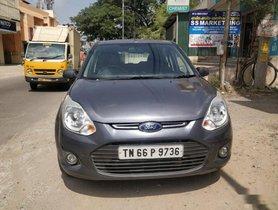 Used 2015 Ford Figo Petrol ZXI MT car at low price in Chennai
