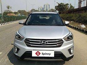Used Hyundai Creta 1.6 SX 2016 AT for sale in Gurgaon