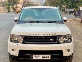 Land Rover Range Rover Sport HSE AT 2010 in Mumbai