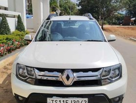 Used Renault Duster 2016 AT for sale in Hyderabad