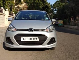 Used Hyundai Xcent 1.1 CRDi SX MT 2015 in Ahmedabad