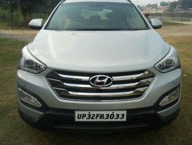 Used 2014 Hyundai Santa Fe AT for sale in Lucknow