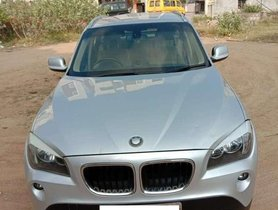 Used BMW X1 sDrive20d 2011 AT for sale in Hyderabad