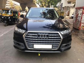 2016 Audi Q7 45 TDI Quattro Technology AT for sale at low price in Mumbai
