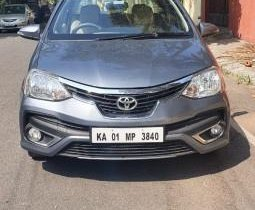 Used 2017 Toyota Etios Liva VXD MT for sale in Bangalore