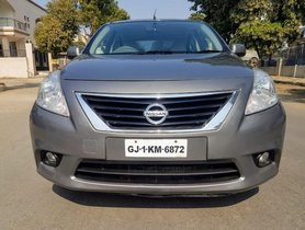 Used Nissan Sunny 2011-2014 XV MT 2011 in Ahmedabad