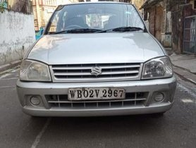Used 2006 Maruti Suzuki Zen MT car at low price in Kolkata