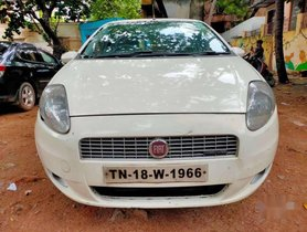 Used Fiat Punto 2012 MT for sale in Chennai at low price