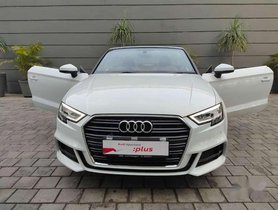 Used Audi A3 Cabriolet 40 TFSI, 2019, Petrol AT for sale in Patiala