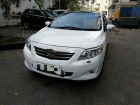 Toyota Corolla Altis 1.8 G 2010 MT for sale in Kolkata