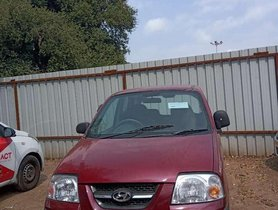 Used Hyundai Santro Xing MT 2008 for sale in Chennai